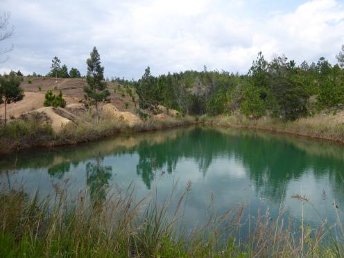 Pozos Azules, Villa de Leyva