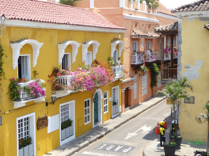 Centro storico di Cartagena
