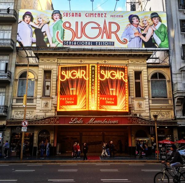 Teatro Lola Membrives, uno dei più belli della città
