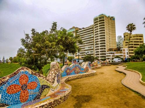 Parco dell'Amore, Miraflores